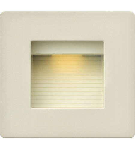 Hinkley 58506LA Luna 120V 4 watt Light Almond Step photo