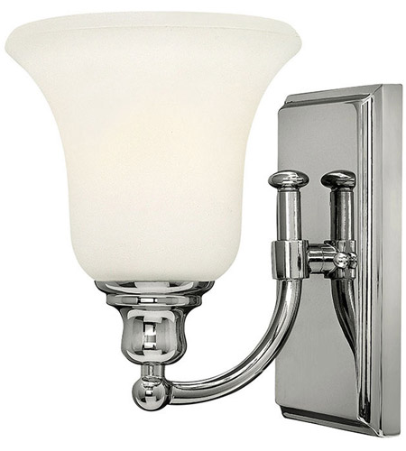 Hinkley 58780CM Colette 1 Light 6 inch Chrome Bath Wall Light photo