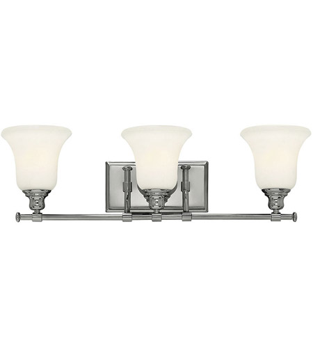 Hinkley Lighting Colette 3 Light Bath in Chrome 58783CM photo