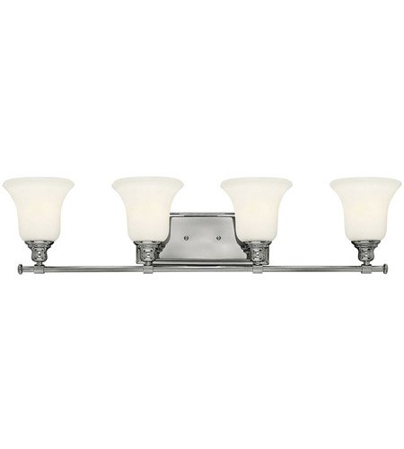 Hinkley Lighting Colette 4 Light Bath in Chrome 58784CM