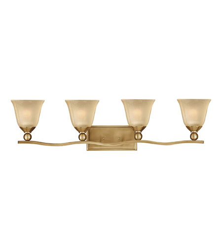Hinkley Lighting Bolla 4 Light Bath Vanity in Brushed Bronze 5894BR