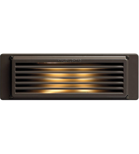 Hinkley 59009BZ Signature 120V 9 watt Textured Bronze Deck, Line Volt photo