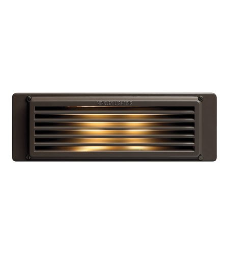 Hinkley Lighting Outdoor Line Volt 1 Light Landscape Brick in Bronze 59015BZ-LED