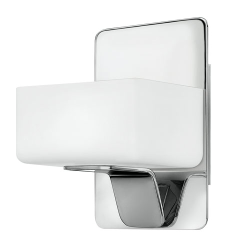 Hinkley Lighting Envy 1 Light Bath Vanity in Chrome 5910CM