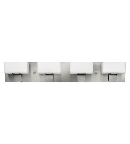Hinkley Lighting Envy 4 Light Bath Vanity in Brushed Nickel 5914BN