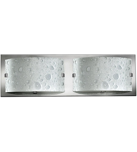 Hinkley Chrome Daphne Bathroom Vanity Lights