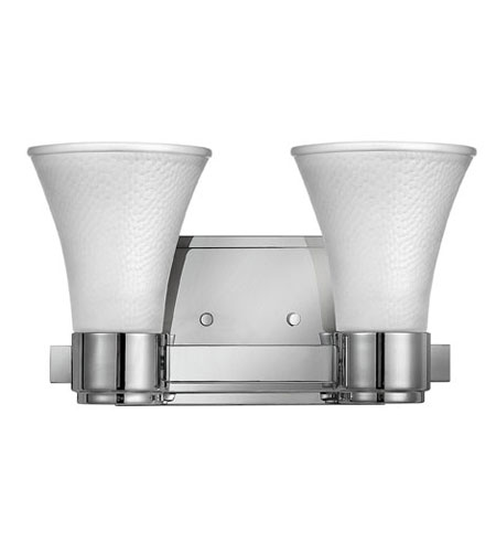Hinkley Lighting Zoe 2 Light Bath Vanity in Chrome 5982CM