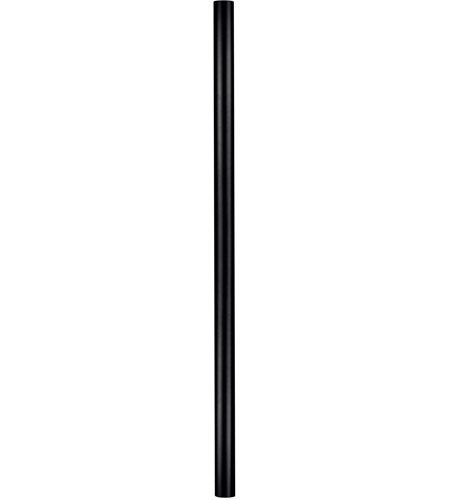Hinkley 6660BK Signature 84 inch Black Outdoor Post, Direct Burial photo