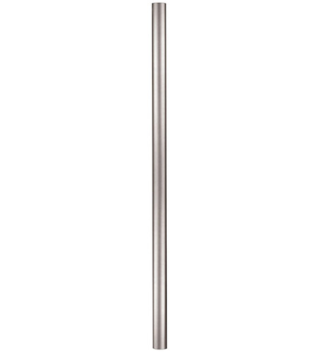 Hinkley 6660OI Signature 84 inch Olde Iron Outdoor Post, Direct Burial photo