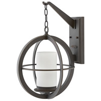 Hinkley 1015OZ Compass 1 Light 21 inch Oil Rubbed Bronze Outdoor Wall Mount, Large