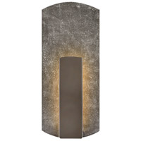 Hinkley 1100BZ Bend LED 14 inch Bronze Outdoor Wall Mount, Small alternative photo thumbnail
