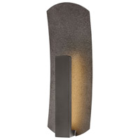 Hinkley 1109BZ Bend LED 26 inch Bronze Outdoor Wall Mount
