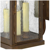 Hinkley 1185SN Revere 3 Light 22 inch Sienna Outdoor Wall Mount  alternative photo thumbnail