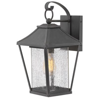Hinkley 1214MB Palmer 1 Light 16 inch Museum Black Outdoor Wall Mount Medium