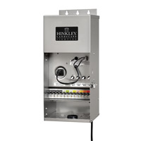 Hinkley Lighting Landscape Accessories Transformer in Stainless Steel 1222SS