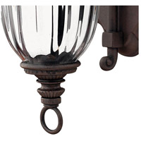 Hinkley 1240MN Oxford 1 Light 17 inch Midnight Bronze Outdoor Wall Mount alternative photo thumbnail