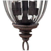 Hinkley 1244MN Oxford 3 Light 24 inch Midnight Bronze Outdoor Wall Mount alternative photo thumbnail