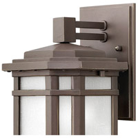 Hinkley 1270OZ-WH-LED Cherry Creek LED 11 inch Oil Rubbed Bronze Outdoor Wall Mount alternative photo thumbnail