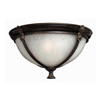 Hinkley Quebec Flush Outdoor in Iron Bronze 1293IB-ES alternative photo thumbnail