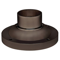 Signature 4 inch Olde Bronze Outdoor Pier Mount