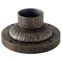 Hinkley Lighting Pier Mount in Black Granite 1307BG photo thumbnail