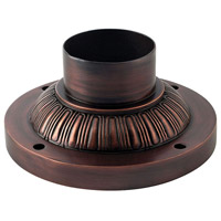 Signature 2 inch Antique Copper Pier Mount