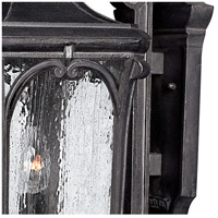Hinkley 1315MB Trafalgar 3 Light 22 inch Museum Black Outdoor Wall Mount in Incandescent alternative photo thumbnail