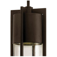 Hinkley 1322KZ Shelter 1 Light 6 inch Buckeye Bronze Outdoor Hanging Light in Incandescent alternative photo thumbnail