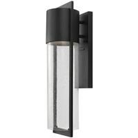 Hinkley Lighting Dwell 1 Light Outdoor Wall Lantern in Black 1324BK