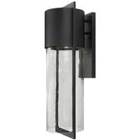 Hinkley Lighting Dwell 1 Light Outdoor Wall Lantern in Black 1325BK