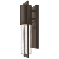 Hinkley 1326KZ-LL Shelter LED 7 inch Buckeye Bronze Outdoor Mini Wall Mount