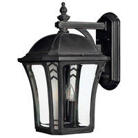 Hinkley 1335MB-LED Wabash LED 19 inch Museum Black Outdoor Wall Lantern