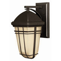 Hinkley Lighting Buckley 1 Light Outdoor Wall Lantern in Olde Bronze 1370OB photo thumbnail