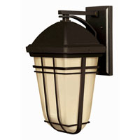 Hinkley Lighting Buckley 1 Light Outdoor Wall Lantern in Olde Bronze 1374OB-ES photo thumbnail