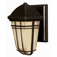 Hinkley Lighting Buckley 1 Light Outdoor Wall Lantern in Olde Bronze 1376OB-ES