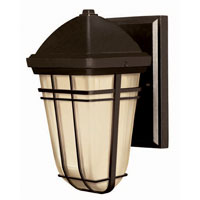 Hinkley Lighting Buckley 1 Light Outdoor Wall Lantern in Olde Bronze 1376OB photo thumbnail