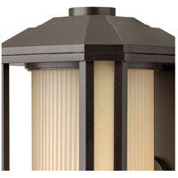 Hinkley 1395BZ Castelle 1 Light 18 inch Bronze Outdoor Wall Mount in Incandescent alternative photo thumbnail