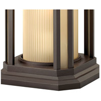 Hinkley 1397BZ Castelle 1 Light 13 inch Bronze Outdoor Pier Mount in Incandescent alternative photo thumbnail