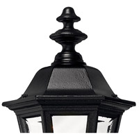 Hinkley 1410BK Manor House 4 Light 25 inch Black Outdoor Wall Mount alternative photo thumbnail
