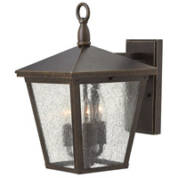 Hinkley 1429RB-LL Trellis LED 15 inch Regency Bronze Outdoor Wall Mount
