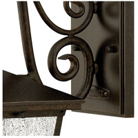 Hinkley 1430RB Trellis 1 Light 15 inch Regency Bronze Outdoor Wall Mount in Incandescent alternative photo thumbnail