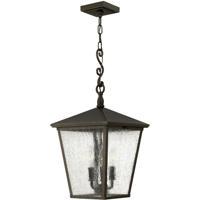 Hinkley 1432RB-LL Trellis LED 11 inch Regency Bronze Outdoor Hanging Lantern in Candelabra LED