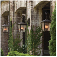 Hinkley 1435RB Trellis 4 Light 22 inch Regency Bronze Outdoor Wall Mount in Incandescent alternative photo thumbnail