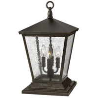 Hinkley 1437RB-LL Trellis LED Regency Bronze Pier Mount