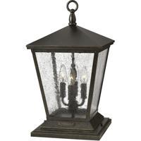 Hinkley 1437RB-LL Trellis LED 20 inch Regency Bronze Outdoor Post Top/Pier Mount
