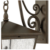 Hinkley 1438RB Trellis 4 Light 26 inch Regency Bronze Outdoor Wall Mount in Incandescent alternative photo thumbnail