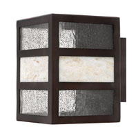 Hinkley Lighting Sierra 1 Light Outdoor Wall Lantern in Spanish Bronze 1450SB-ES photo thumbnail