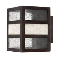 Hinkley Lighting Sierra 1 Light GU24 CFL Outdoor Wall in Spanish Bronze 1450SB-GU24 photo thumbnail