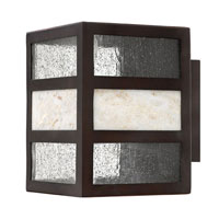 Hinkley Lighting Sierra 1 Light Outdoor Wall Lantern in Spanish Bronze 1450SB