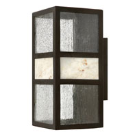 Hinkley Lighting Sierra 1 Light Outdoor Wall Lantern in Spanish Bronze 1454SB-ES photo thumbnail